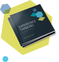 Experience Thinking: Creating Connected Experiences by Tedde Van Gelderen
