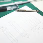 Akendi product packaging design