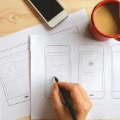 Akendi mobile concept design
