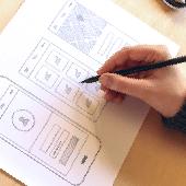 Akendi mobile interaction design