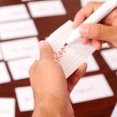 Akendi card sorting researchers