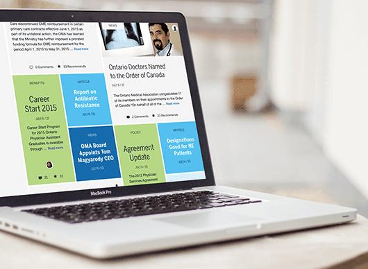 Akendi web portal designers