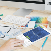 Akendi web style guide designers